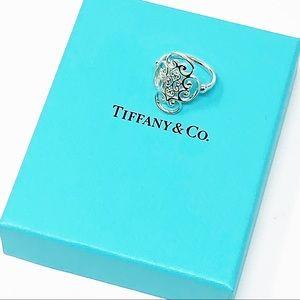 Tiffany Picasso Venezia Quadruplo Goldoni Ring 7